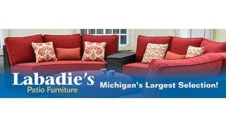Labadies Glider Chair Spring Giveaway