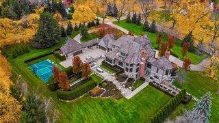 Bloomfield Hills estate with basketball court, wine cellar lists for $3.8M