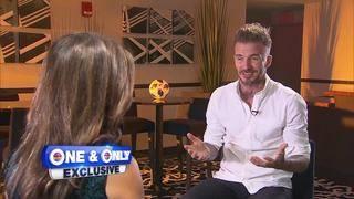 David Beckham says delays made Miami soccer team stronger