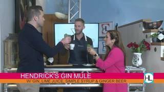 Hendrick's Gin Mule