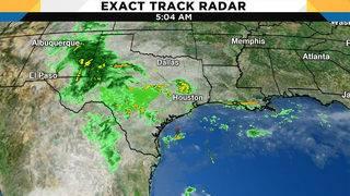 Hurricane Willa leftovers to bring rain to Houston on Wednesday