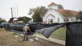 Sutherland Springs church shooter's widow says she'll always love him