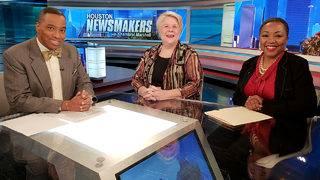 Houston Newsmakers: Houston homeless rate increases