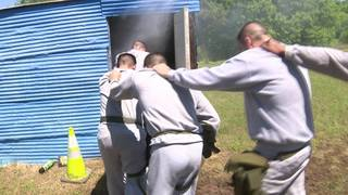 SAPD cadets training includes 'Hell Day'