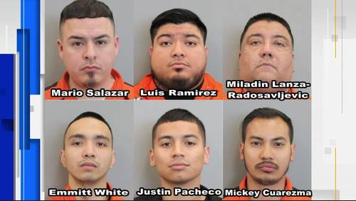 6 strip club managers accused of causing injuries that led to man's death