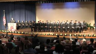 WATCH: New class of Jacksonville firefighters join the ranks