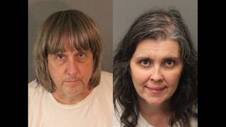 13 siblings held captive in filthy home, police say