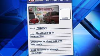 Mold in ice machine, dead roaches found at West Side Mexican restaurant