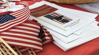 Memorial Day ceremony held to remember fallen soldiers' sacrifices