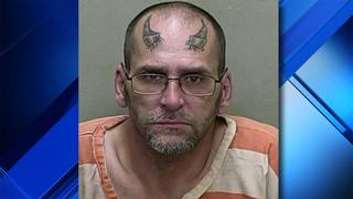 Florida 'devil' takes interesting mugshot after arrest