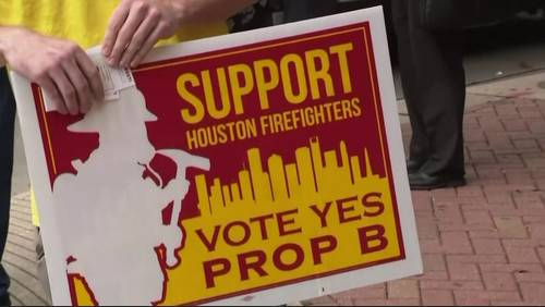 'We will move forward': Mayor, firefighters union meet to discuss Prop B