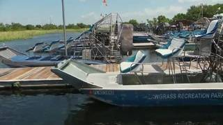 Sawgrass Recreation Park to send 2 airboats to help with Hurricane&hellip&#x3b;