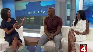Former Detroit Piston Chauncey Billups launches hair salon