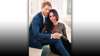 Prince Harry, Meghan Markle announce engagement