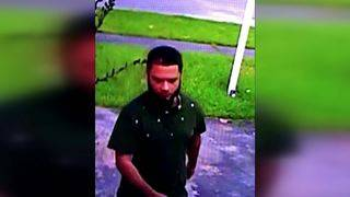 Hialeah police search for thief who stole Christmas gift from home