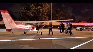 Pilot makes 'amazing' emergency landing after small plane loses power