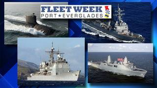 Here's how you can take part in Fleet Week at Port Everglades