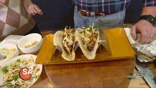 RECIPE: Crab tacos