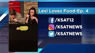 Lexi Loves Food: The Pigs' Feet Episode with Dillon