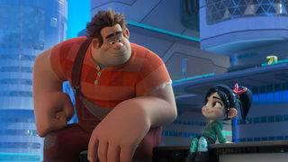 'Ralph Breaks the Internet' directors realize cyber dreams