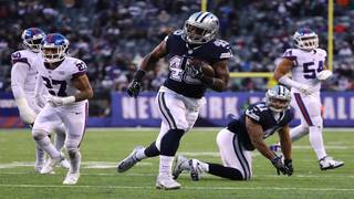 Dallas Cowboys still in the hunt after late spurt beat Giants