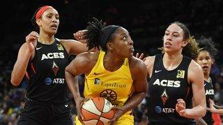 WNBA: Connecticut Sun, Dallas Wings, Los Angeles Sparks all get victories