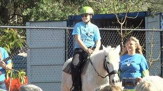 Expansion of special-needs school to include equestrian center