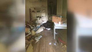 Neighbor claims Willow Meadows home poses dangers for residents