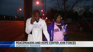 Peacemakers and Hope Center join Forces