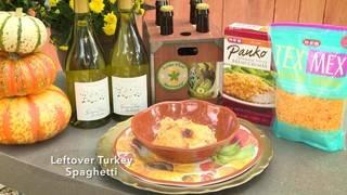 H-E-B Backyard Kitchen: Leftover Turkey Spaghetti