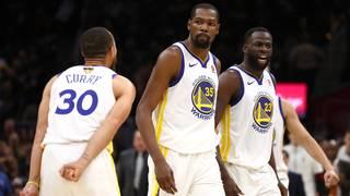 As NBA season opens, is it Warriors-Celtics when it ends?