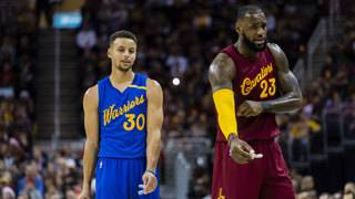 LeBron, Curry voted NBA All-Star Game captains
