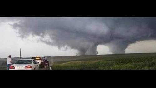 Frank's Weather or Not: More than 500 Tornadoes and counting! Why so many?