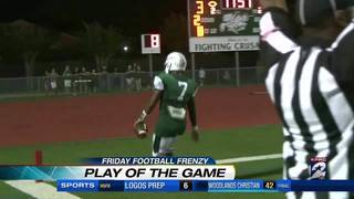 Play of the Game: Sept. 2, 2016