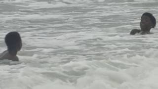 Tropical Storm Gordon churns large waves for Cocoa Beach surfers