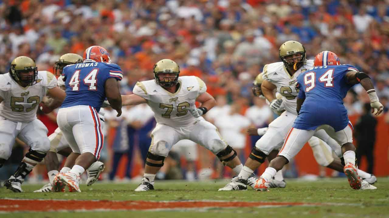 Florida Gators vs UCF Knights 2006
