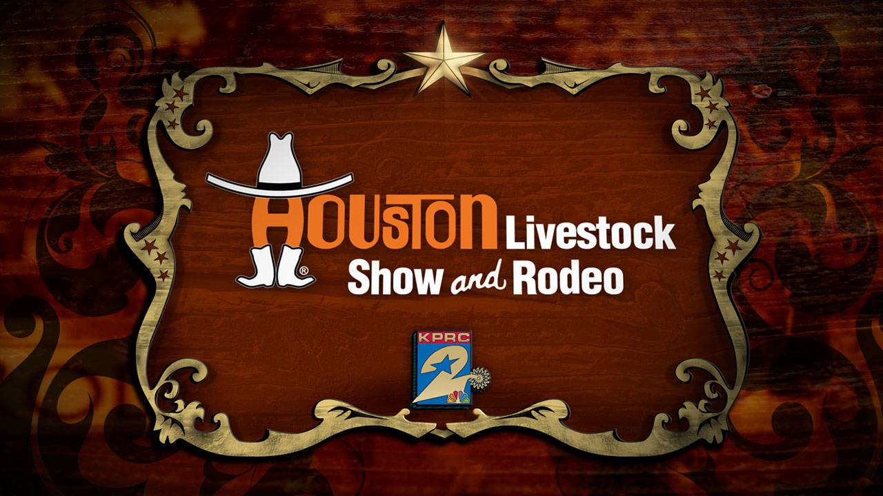 Generic Houston Livestock Show and Rodeo graphic 2-13-17