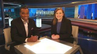 Houston Newsmakers for Sept. 23: Democrat tries to unseat Republican congressman