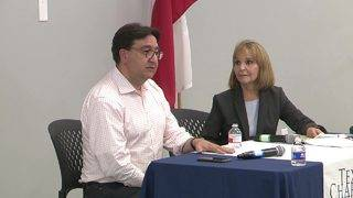 Texas Senate District 19 candidate Pete Gallegofocuses on education in&hellip&#x3b;