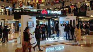 Huawei still has a shot at the world's hottest mobile market