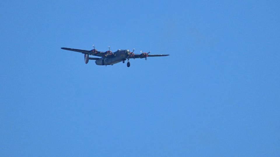 B-24 Liberator Cecil Airport