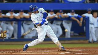 Langworthy's home run sends Florida back to College World Series