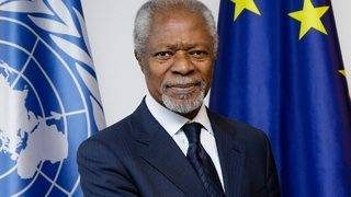 Celebrated United Nations Leader Kofi Annan Dead at 80