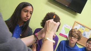 Mentor program seeks to help children figure out future