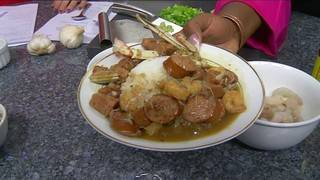 Daytime Kitchen: New Orlean's Creole Story Pot