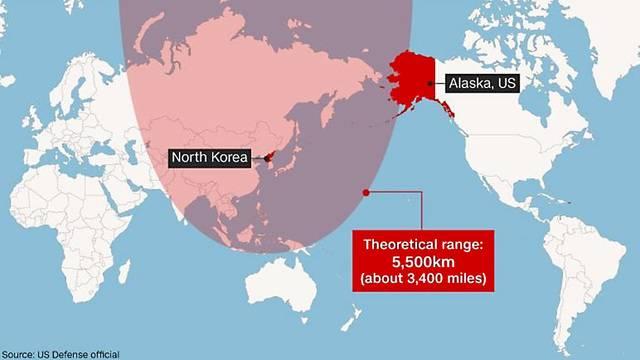 japan north korea fires possible missile could land off japan
