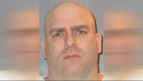 6th request for stay of execution denied for convicted killer Larry Ray Swearingen