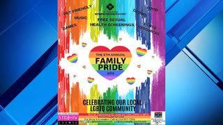 San Antonio kicks off pride month with Family Pride celebration
