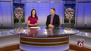 Green Wave, Ragin' Cajuns coming for 4th annual Cure Bowl