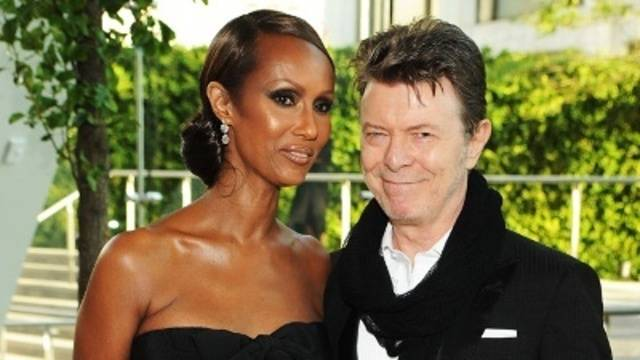 David Bowie Wife Children